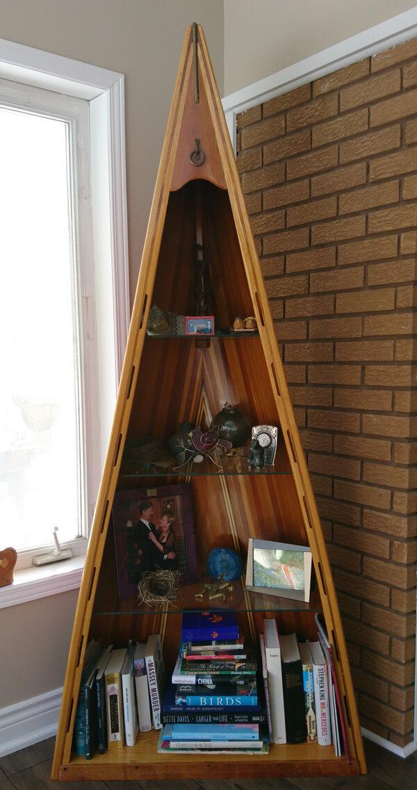 Canoe Shelf